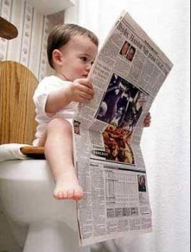 HUMOR KISAH DAN PEPATAH Humor Lucu Bayi Wc1 oleh ImranS